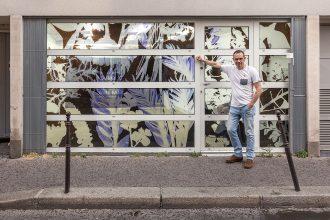 """Arnaud Deschin Galerie, Group show """"Emulsions"""", 2017 – photo © Romain Darnaud"""